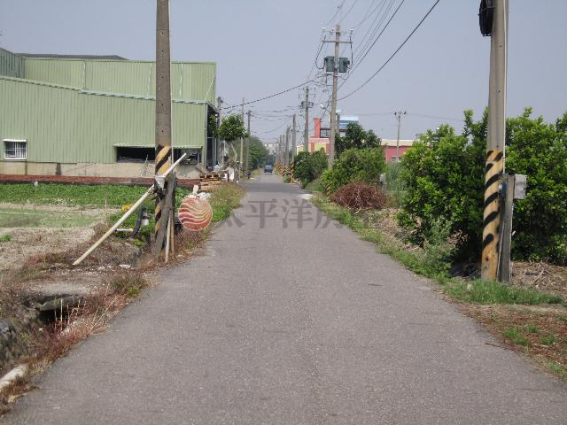 安定港子尾段田地,台南市安定區海寮段