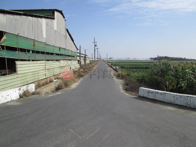 巷口一小段田地,台南市將軍區巷口段