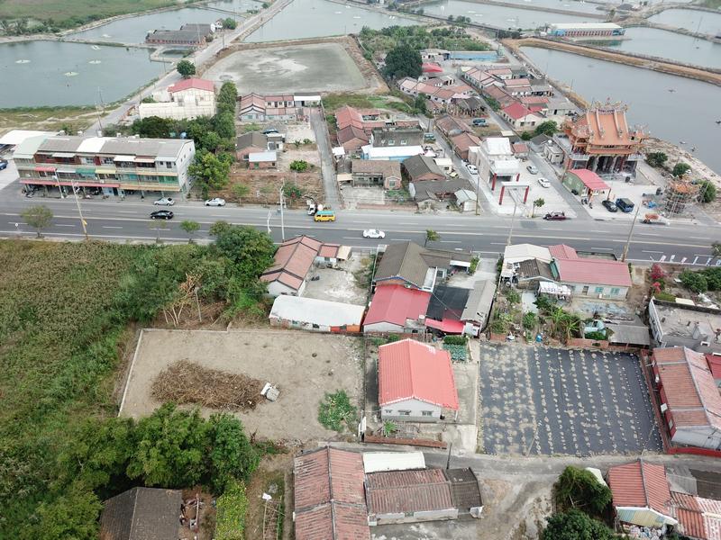 學甲超便宜稀有建地,台南市學甲區草坔段
