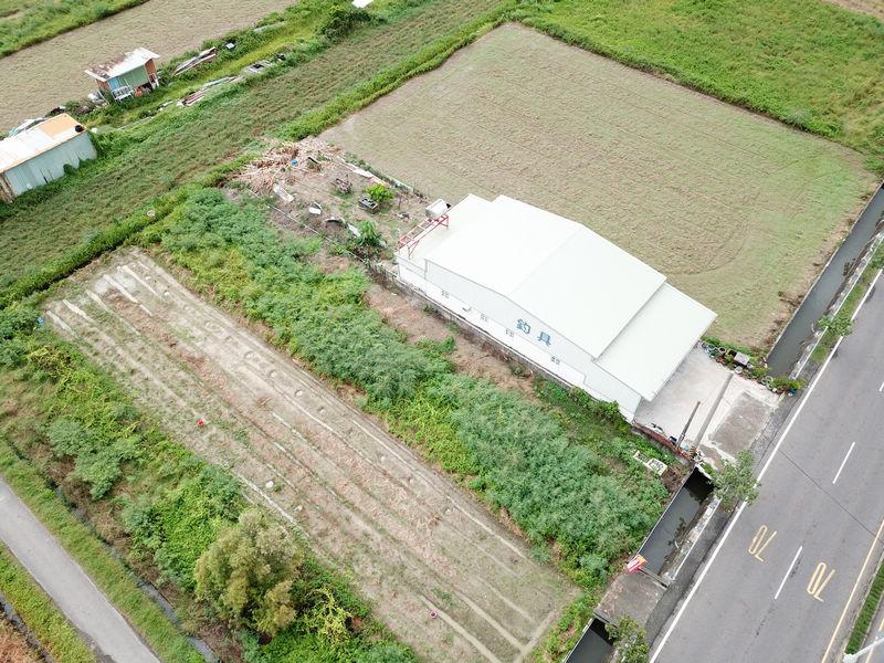 將軍台17線優質農地,台南市將軍區角帶圍段