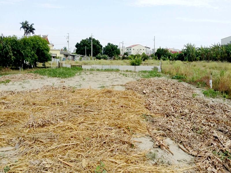 大文國小旁優質農地,台南市七股區大文段
