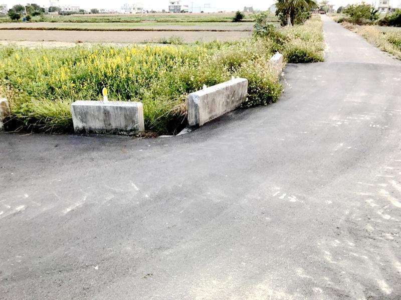七股孔雀山莊旁農地,台南市七股區大文段
