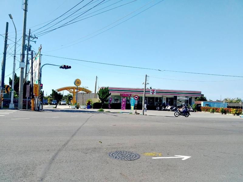 子良廟建地,台南市佳里區子龍段