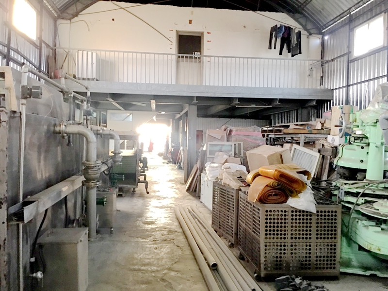 學甲華宗路乙種工業廠房,台南市學甲區華宗路