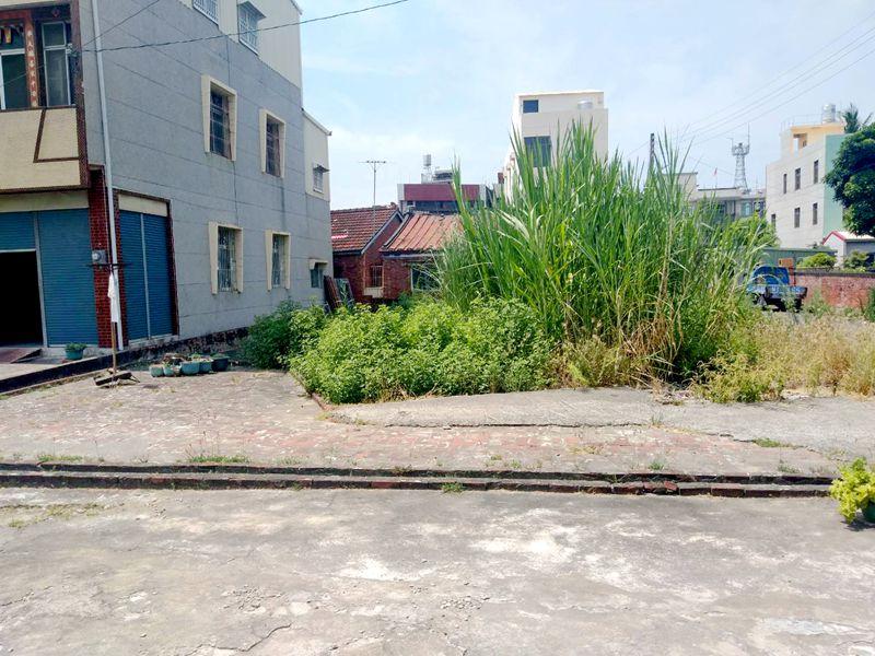 下營市區建地,台南市下營區營安段
