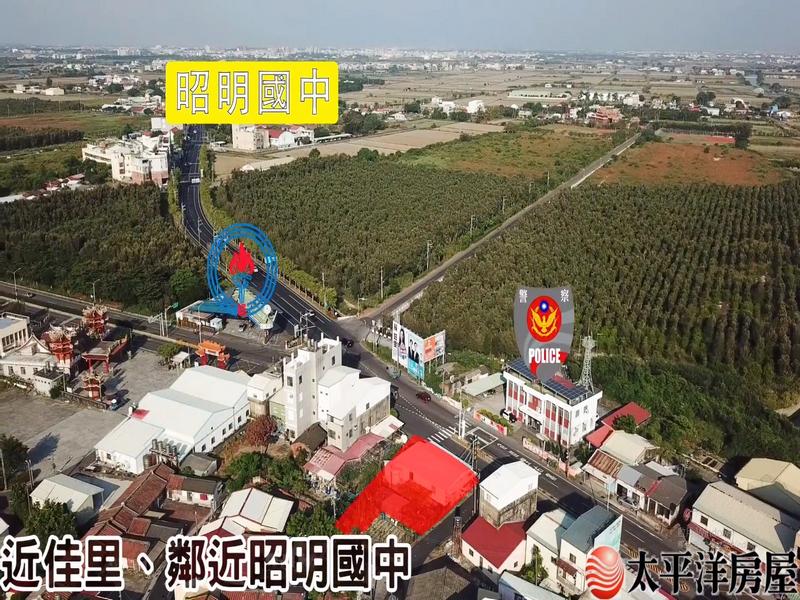 七股玉成台17線優質建地,台南市七股區七股段