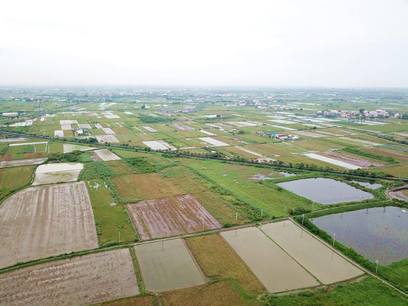 佳里廣安段都計美農地,台南市佳里區廣安段