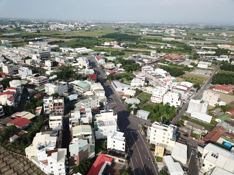 佳里佳南路三面路建地,台南市佳里區仁愛段