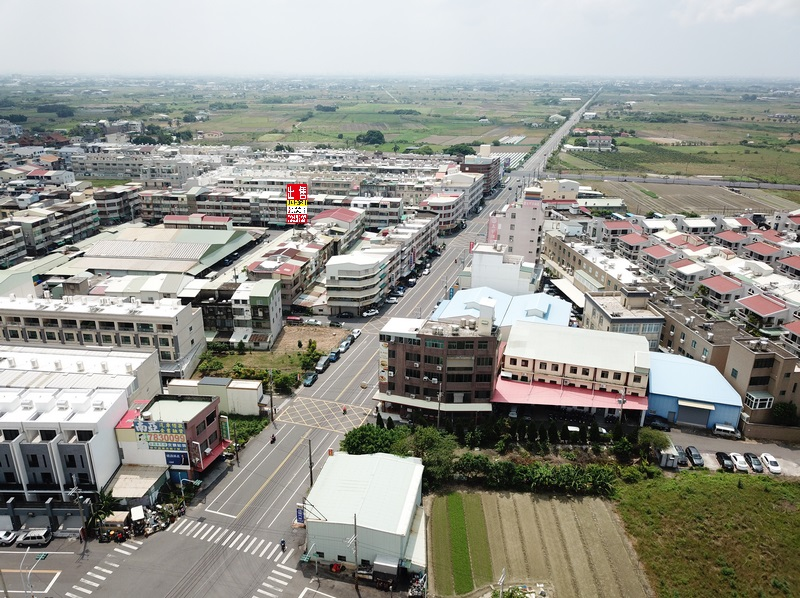 成功路最美建地,台南市佳里區佳果段