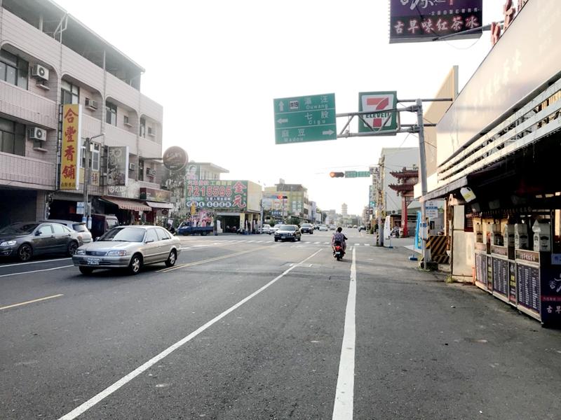 佳里大面寬建地,台南市佳里區潭墘段